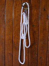 Cotton neck rope
